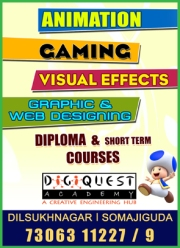 Graphic and WebDesigning Courses DigiQuest